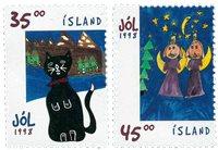 Island - AFA 885-886 - Postfrisk