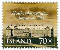 Island - AFA 877 - Postfrisk