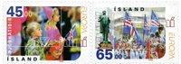 Islande - AFA 875-876 - Neuf
