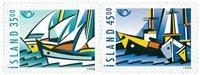 Island - AFA 869-870 - Postfrisk