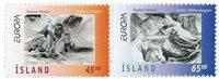 Islande - AFA 857-858 - Neuf