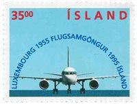 Island - AFA 819 - Postfrisk