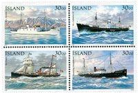 Island - AFA 813-816 - Postfrisk