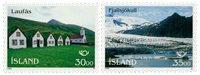 Island - AFA 809-810 - Postfrisk