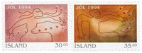 Islande - AFA 801-802 - Neuf