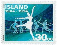 Island - AFA 792 - Postfrisk