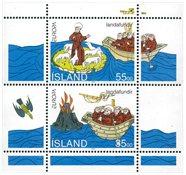 Islande - AFA 790a-791a - Neuf