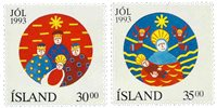 Islande - AFA 785-786 - Neuf