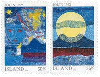 Islande - AFA 766-767 - Neuf