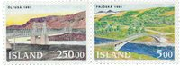 Islande - AFA 760-761 - Neuf