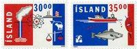 Islande - AFA 758-759 - Neuf