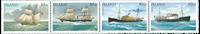 Island - AFA 746-49 - Postfrisk miniark