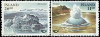 Island - AFA 740-741 - Postfrisk