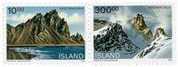Island - AFA 735-736 - Postfrisk