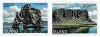 Island - AFA 727-728 - Postfrisk