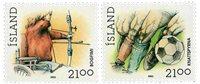 Islande - AFA 725-726 - Neuf