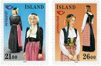 Islande - AFA 698-699 - Neuf