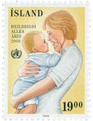 Island - AFA 695 - Postfrisk