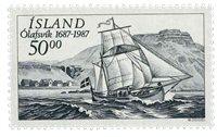 Island - AFA 662 - Postfrisk