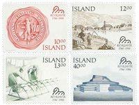 Island - AFA 653-656 - Postfrisk
