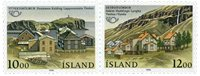 Islande - AFA 649-650 - Neuf