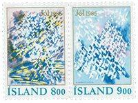 Islande - AFA 641-642 - Neuf