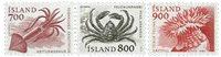 Islande - AFA 635-637 - Neuf