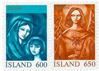 Islande - AFA 623-624 - Neuf