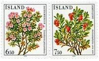 Island - AFA 618-619 - Postfrisk