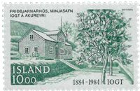 Island - AFA 617 - Postfrisk