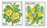 Island - AFA 611-612 - Postfrisk