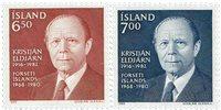Island - AFA 609-610 - Postfrisk