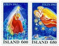 Islande - AFA 607-608 - Neuf