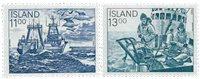 Island - AFA 600-601 - Postfrisk