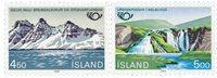 Island - AFA 596-597 - Postfrisk