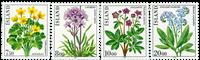 Island - AFA 592-595 - Postfrisk