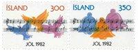 Islande - AFA 590-591 - Neuf
