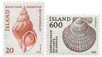Island - AFA 577-578 - Postfrisk