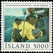 Island - AFA 573 - Postfrisk