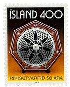 Island - AFA 563 - Postfrisk