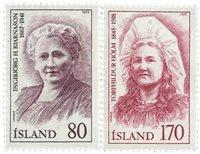 Islande - AFA 542-543 - Neuf