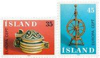 Islande - AFA 515-516 - Neuf