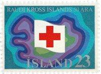 Island - AFA 510 - Postfrisk