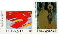 Island - AFA 503-504 - Postfrisk