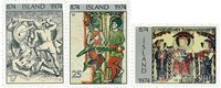 Island - AFA 492-494 - Postfrisk