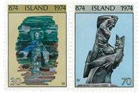Islande - AFA 488-489 - Neuf