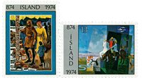 Islande - AFA 486-489 - Neuf