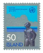 Island - AFA 485 - Postfrisk