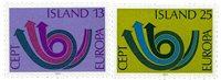 Islande - AFA 472-473 - Neuf
