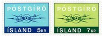 Island - AFA 454-455 - Postfrisk